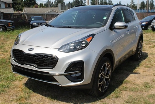 2020 Kia Sportage in Shoreline, WA