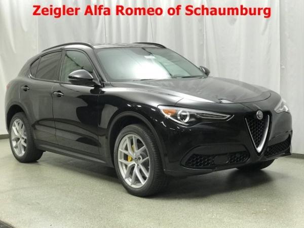 2019 Alfa Romeo Stelvio Sport