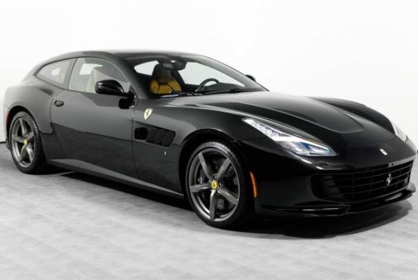 2018 Ferrari GTC4Lusso GTC4Lusso