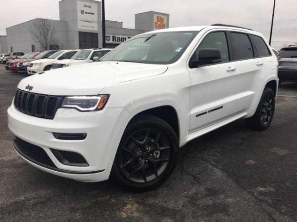 2019 Jeep Grand Cherokee Limited X