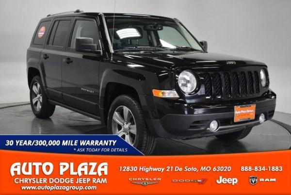 2017 Jeep Patriot in De Soto, MO