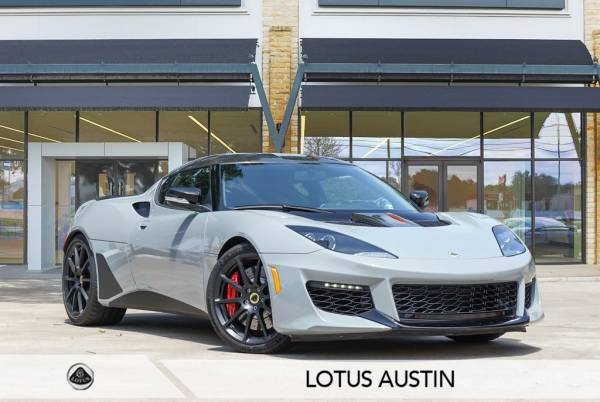 2020 Lotus Evora in Austin, TX
