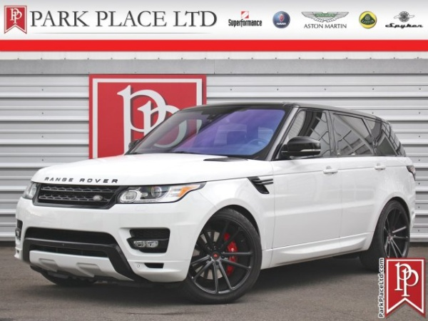 Land Rover Bellevue >> 2016 Land Rover Range Rover Sport Autobiography V8 For Sale In