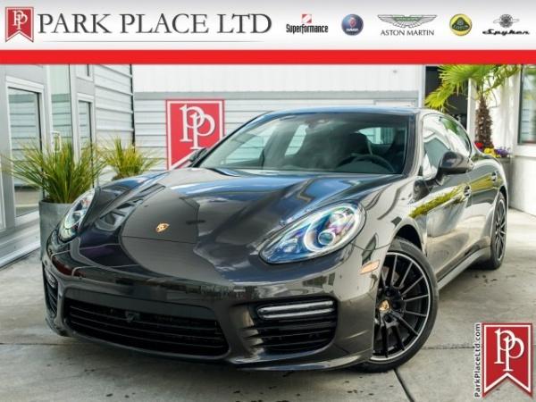 2015 Porsche Panamera in BELLEVUE, WA