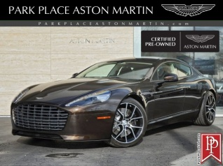 Used Aston Martin Rapide S For Sale Search 10 Used Rapide S