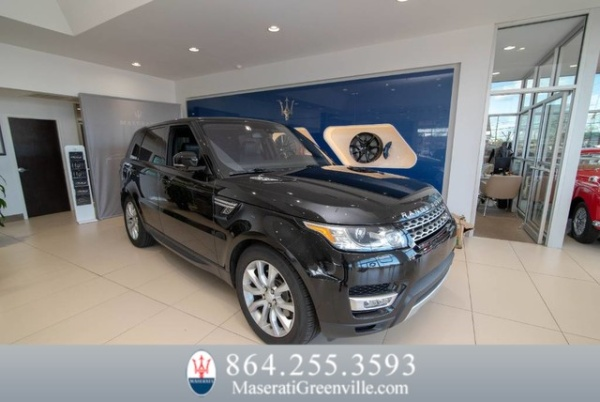2016 Land Rover Range Rover Sport in Greenville, SC
