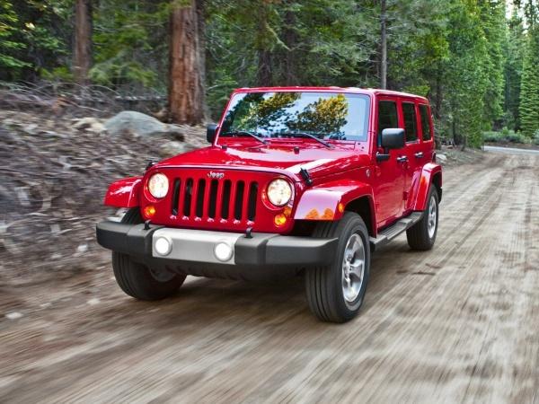 2016 Jeep Wrangler in Laramie, WY