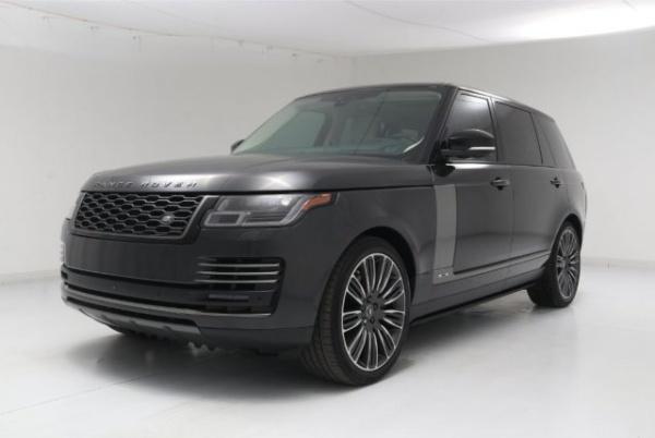 2018 Land Rover Range Rover Autobiography LWB