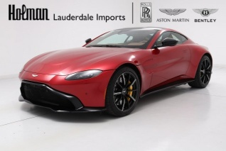 Used 2019 Aston Martin Vantage For Sale 6 Used 2019 Vantage