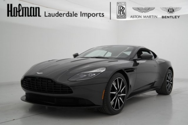 2018 Aston Martin Db11 V12 Coupe For Sale In Fort Lauderdale Fl