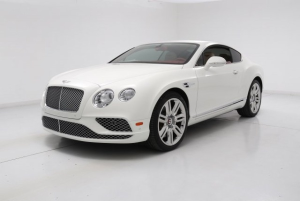 2017 Bentley Continental V8