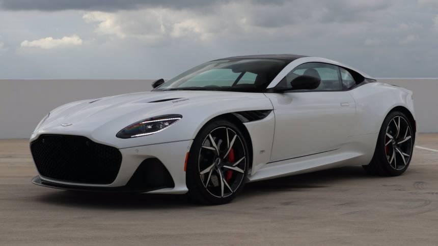 2019 Aston Martin Dbs Superleggera Coupe For Sale In Fort Lauderdale Fl Truecar