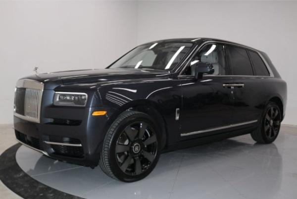 2020 Rolls-Royce Cullinan in Fort Lauderdale, FL