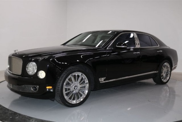 2016 Bentley Mulsanne in Fort Lauderdale, FL