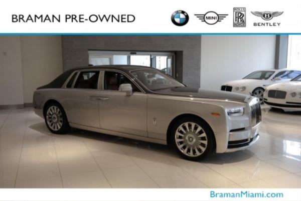 2018 Rolls-Royce Phantom Base