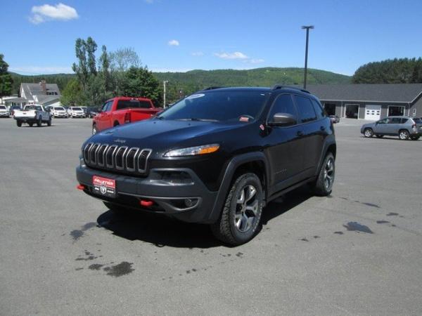 2016 Jeep Cherokee in Fort Kent, ME