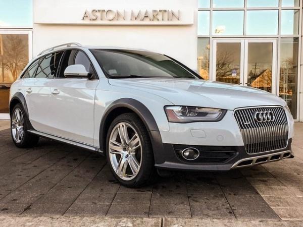 2013 Audi Allroad 2.0T quattro Prestige