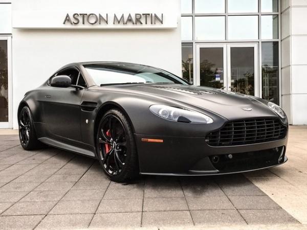 2012 Aston Martin V12 Vantage V12 Vantage