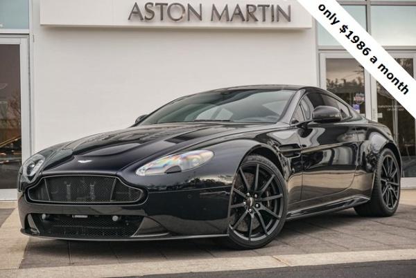 2016 Aston Martin V12 Vantage S Base