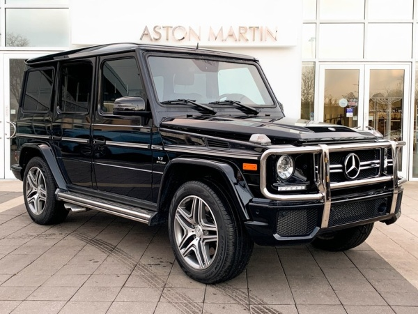 2016 Mercedes-Benz G-Class in Downers Grove, IL