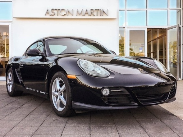 2011 Porsche Cayman Base