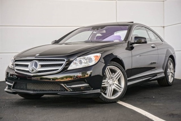 used mercedes benz cl for sale in chicago il u s news. Black Bedroom Furniture Sets. Home Design Ideas