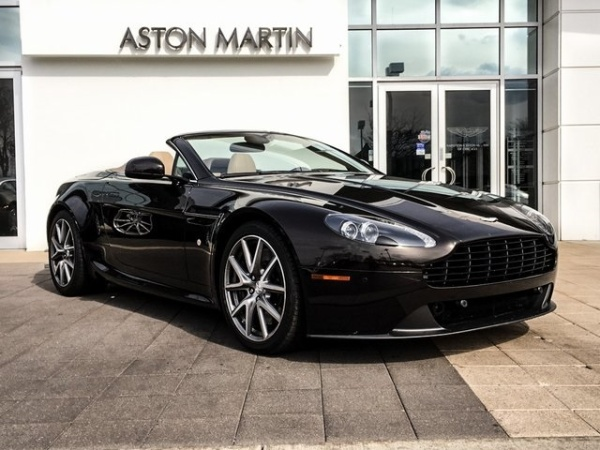 2013 Aston Martin V8 Vantage in Downers Grove, IL