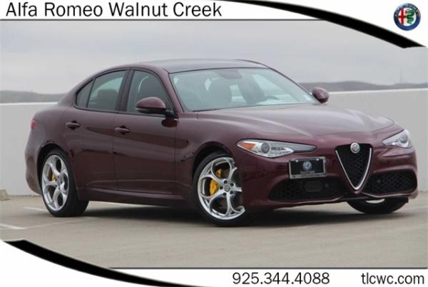 2019 Alfa Romeo Giulia in Walnut Creek, CA