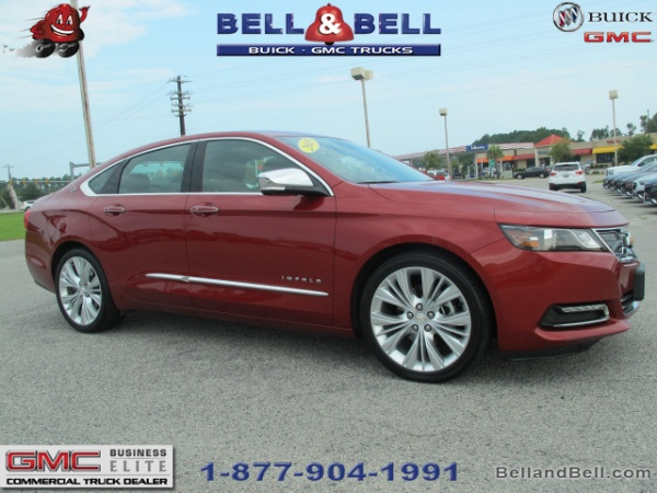 2015 Chevrolet Impala in Little River, SC
