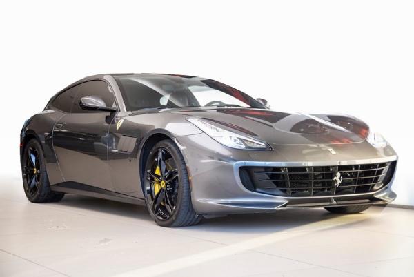 2017 Ferrari GTC4Lusso GTC4