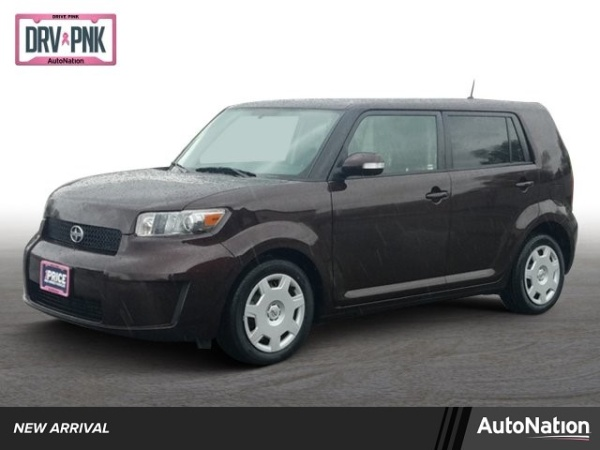 2009 Scion xB Base
