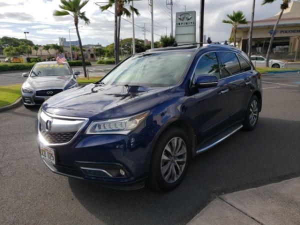2014 Acura MDX in Honolulu, HI