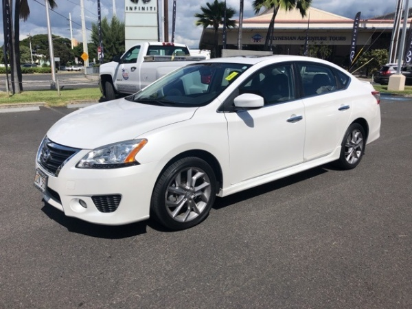 2014 Nissan Sentra in Honolulu, HI