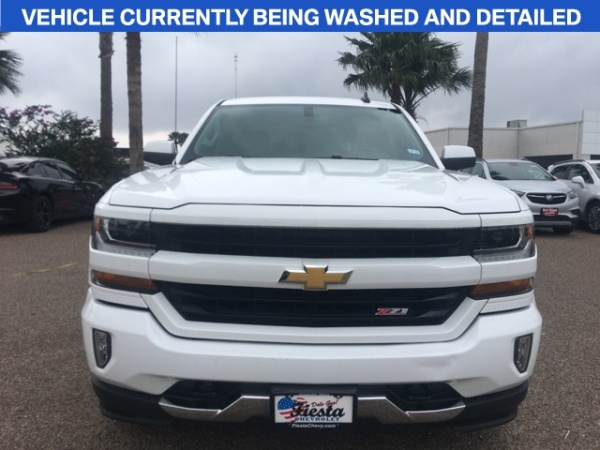 2018 Chevrolet Silverado 1500 in Edinburg, TX