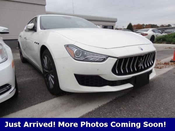 2018 Maserati Ghibli in Virginia Beach, VA