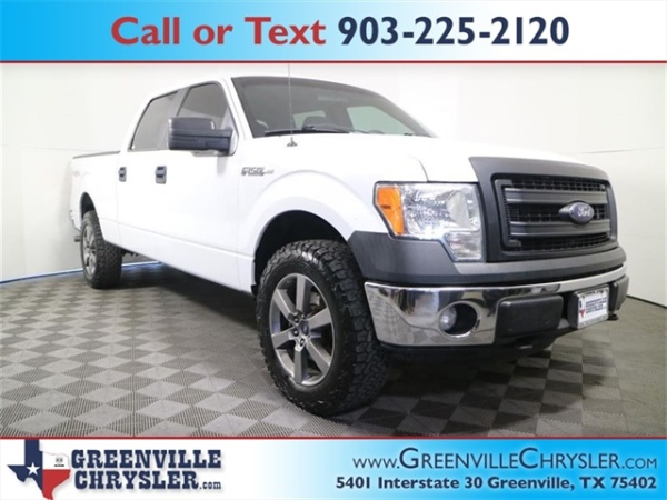 2013 Ford F-150 in Greenville, TX