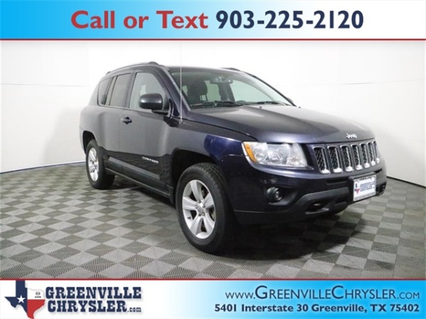 2011 Jeep Compass 4WD
