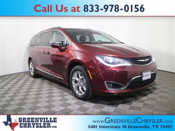 2018 Chrysler Pacifica in Greenville, TX