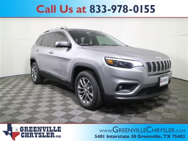 2020 Jeep Cherokee in Greenville, TX