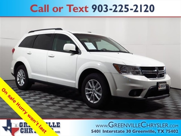 2016 Dodge Journey in Greenville, TX