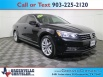 2017 Volkswagen Passat 1.8T SE with Technology Auto for Sale in Greenville, TX