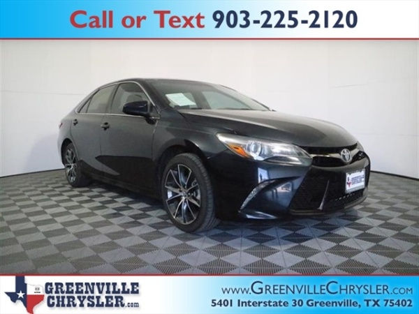 2015 Toyota Camry in Greenville, TX