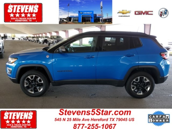 2018 Jeep Compass in Hereford, TX