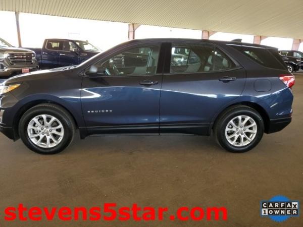 2018 Chevrolet Equinox in Hereford, TX
