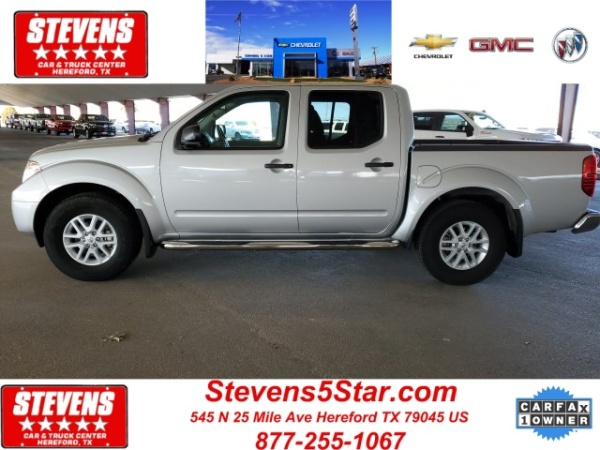 2018 Nissan Frontier in Hereford, TX