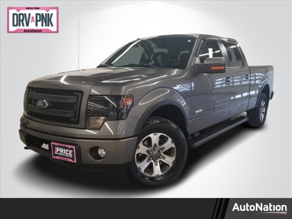 2013 Ford F-150 in Amherst, OH