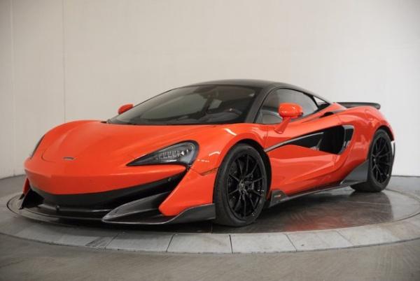 2019 McLaren 600LT in San Diego, CA