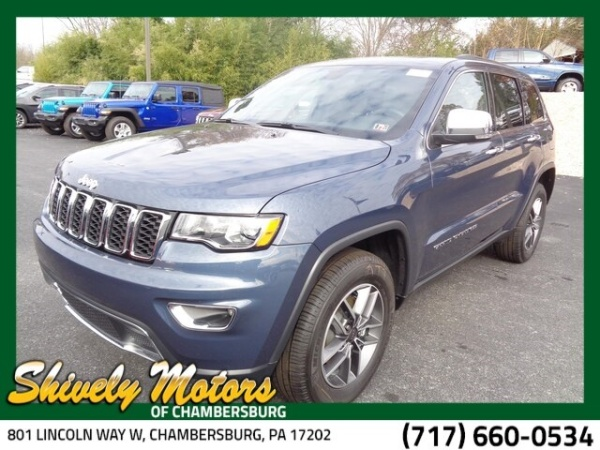 2020 Jeep Grand Cherokee in Chambersburg, PA