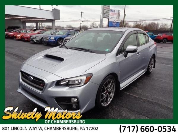 2017 Subaru WRX in Chambersburg, PA