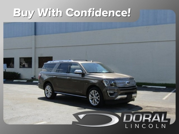 2018 Ford Expedition in Doral, FL